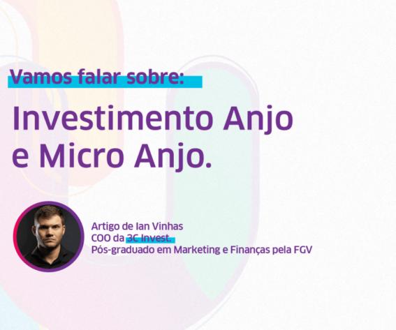 Investimento Anjo e Micro Anjo